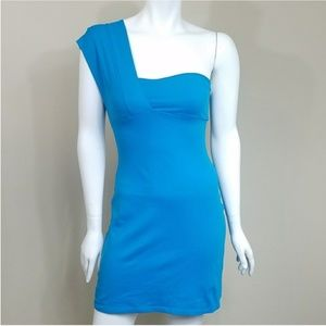 Susana Monaco Sexy One Shoulder Dress